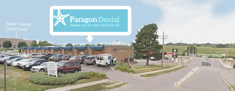Paragon Dental 1221 Golden Gate Drive Papillion, NE